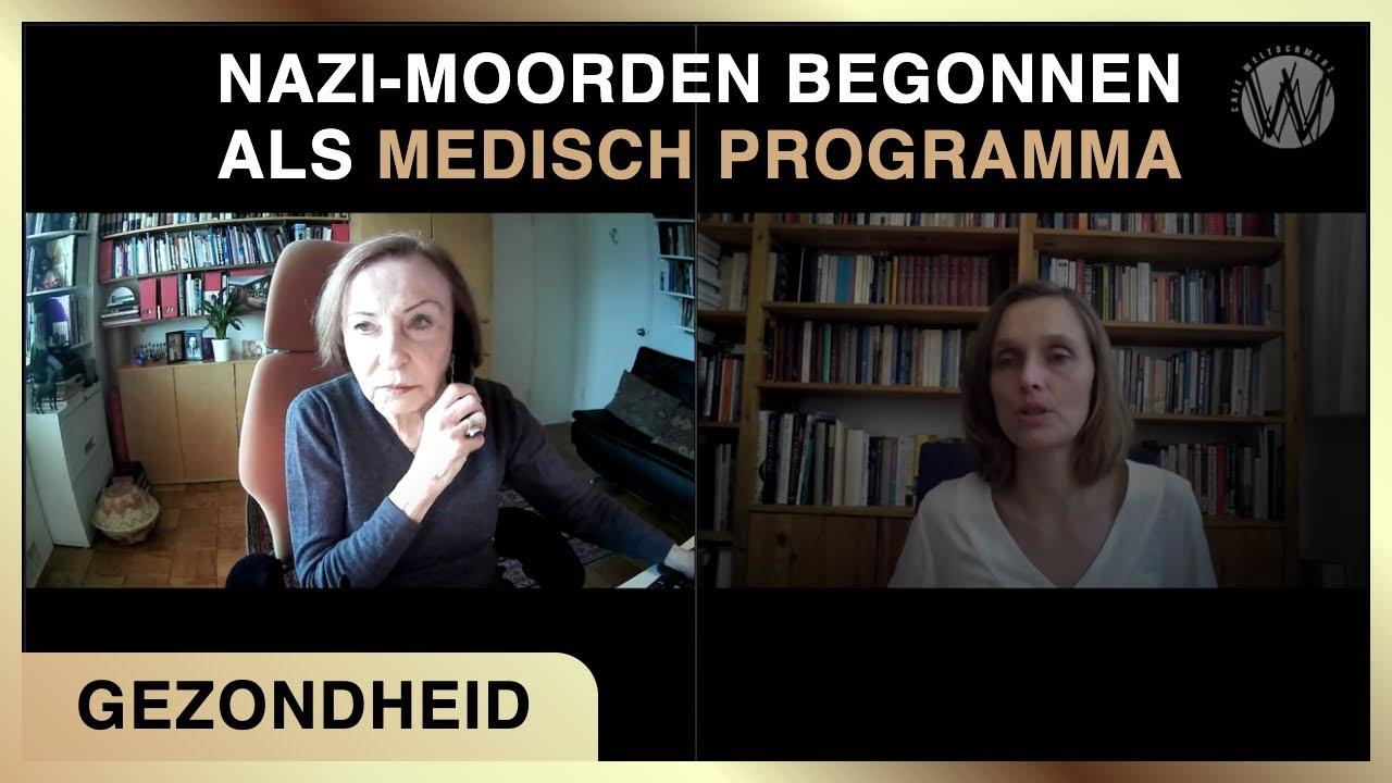 """""""Nazi-moorden begonnen als medisch programma"""" - Elze van Hamelen met Vera Sharav"""
