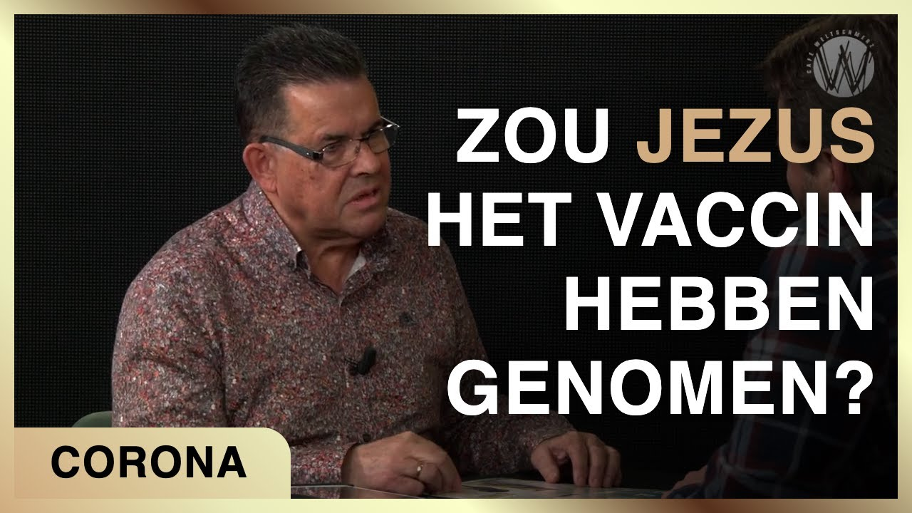 Zou Jezus het vaccin hebben genomen? - James Roolvink met Jaap Dieleman