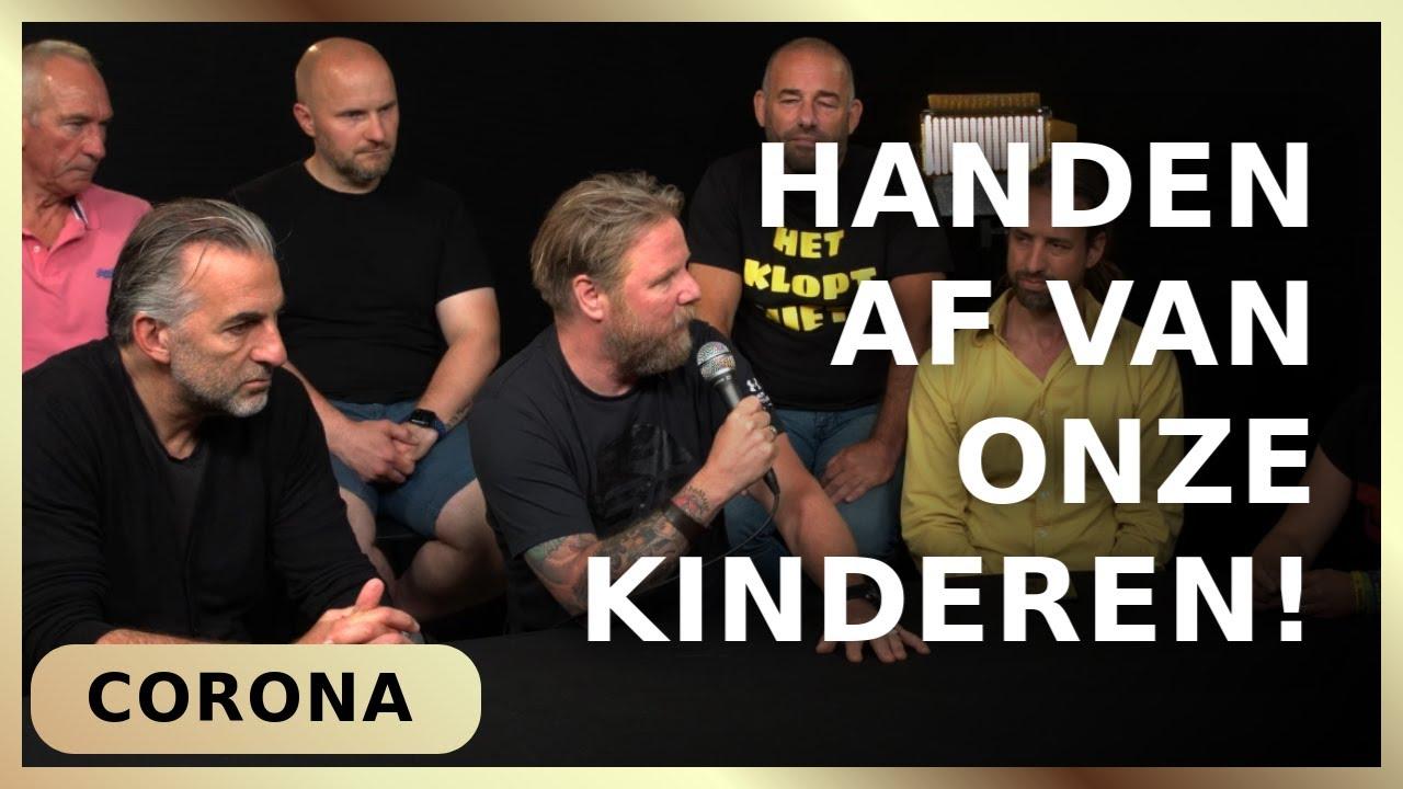 Actiejournaal Special - Handen af van onze kinderen!