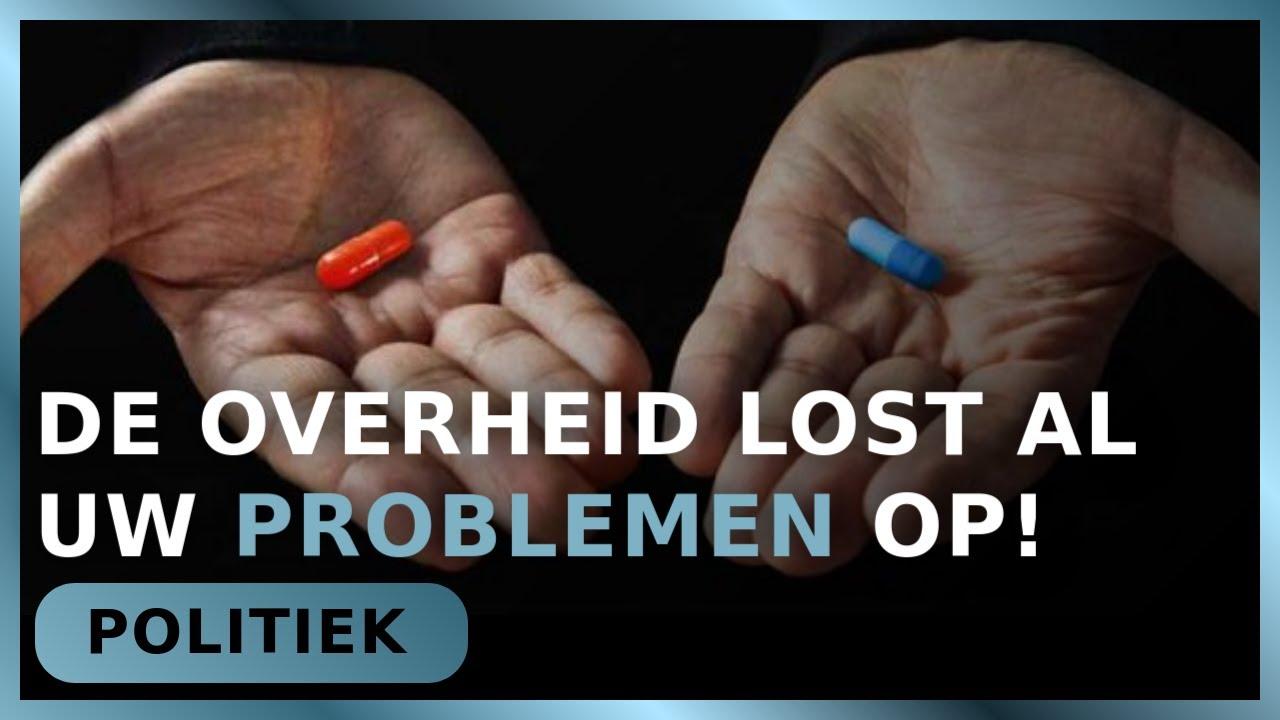 De overheid lost al uw problemen op! - Frank Karsten