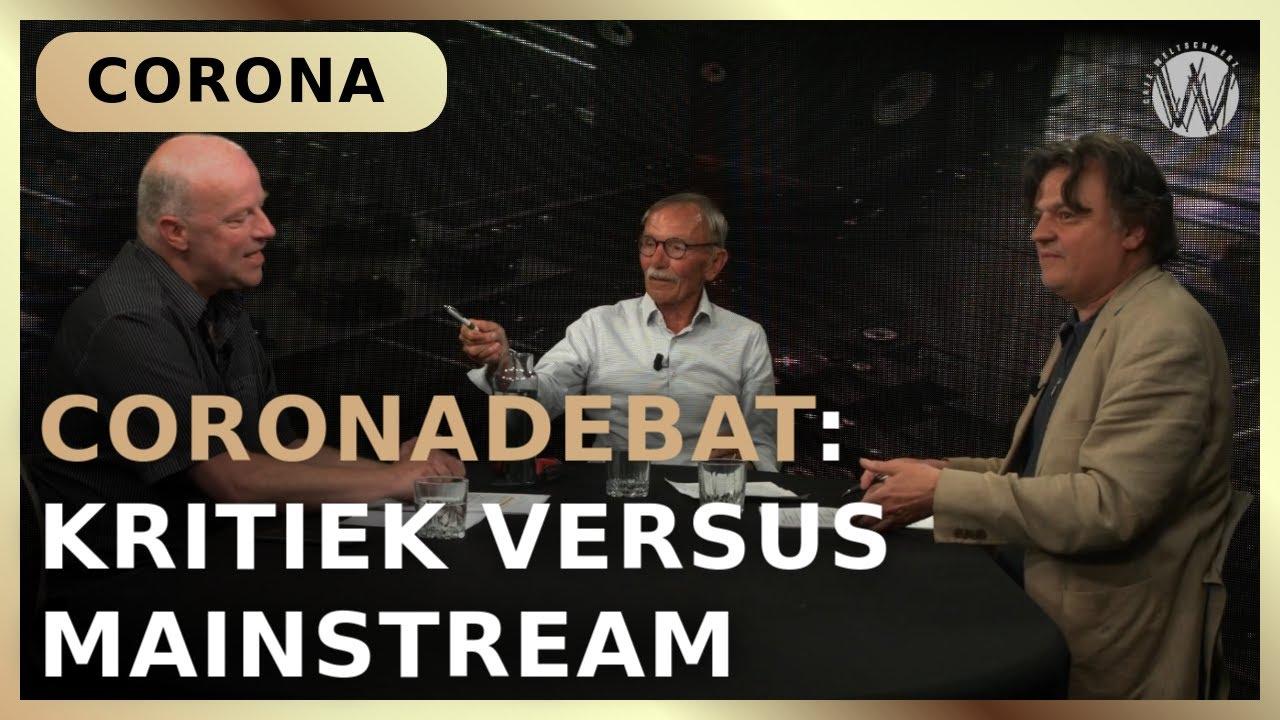 Coronadebat: Kritiek vs Mainstream. Ab Gietelink met Maarten Keulemans en John Jansen van Galen #62