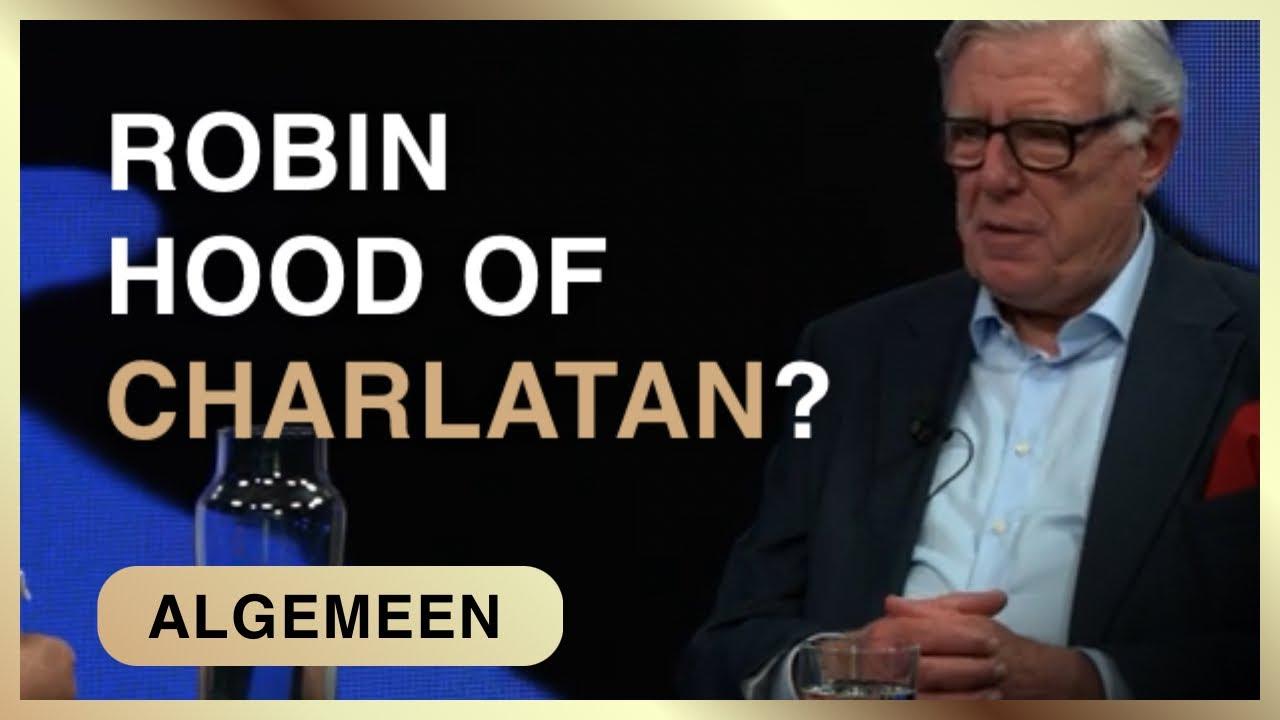 Robin Hood of charlatan? - Erik van der Horst met Pieter Knabben