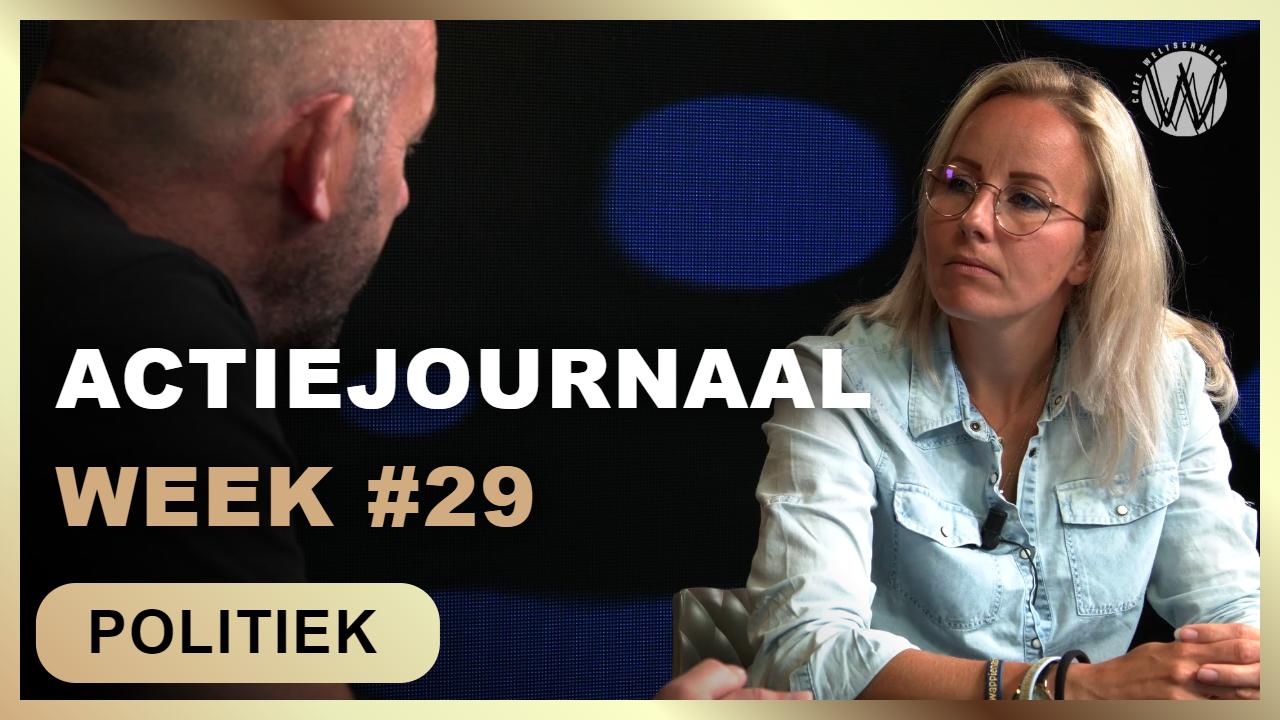 Actiejournaal Week 29