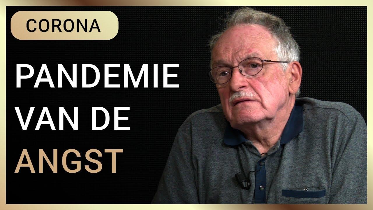 Pandemie van de Angst - Erik van der Horst met Kees van der Pijl