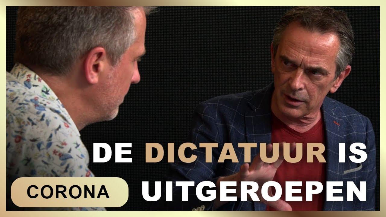 De dictatuur is uitgeroepen - Erik van der Horst met Pieter Stuurman