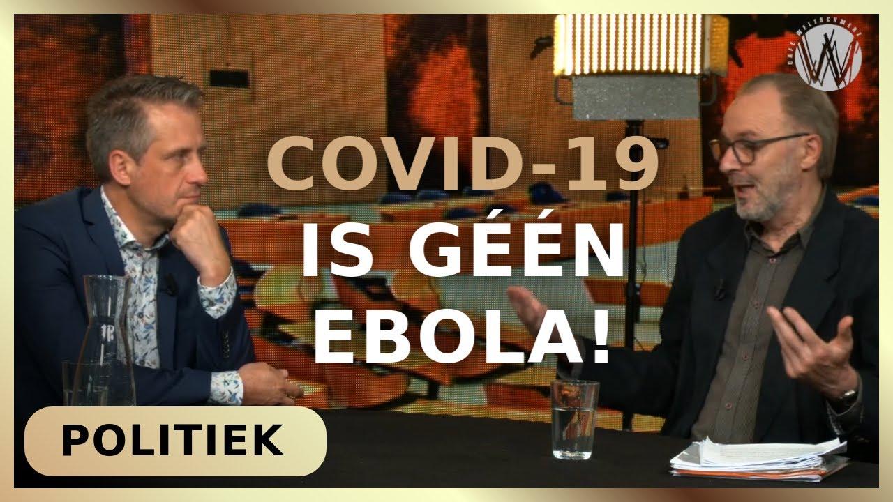 COVID-19 is géén ebola! - Erik van der Horst met Tjerk de Haan
