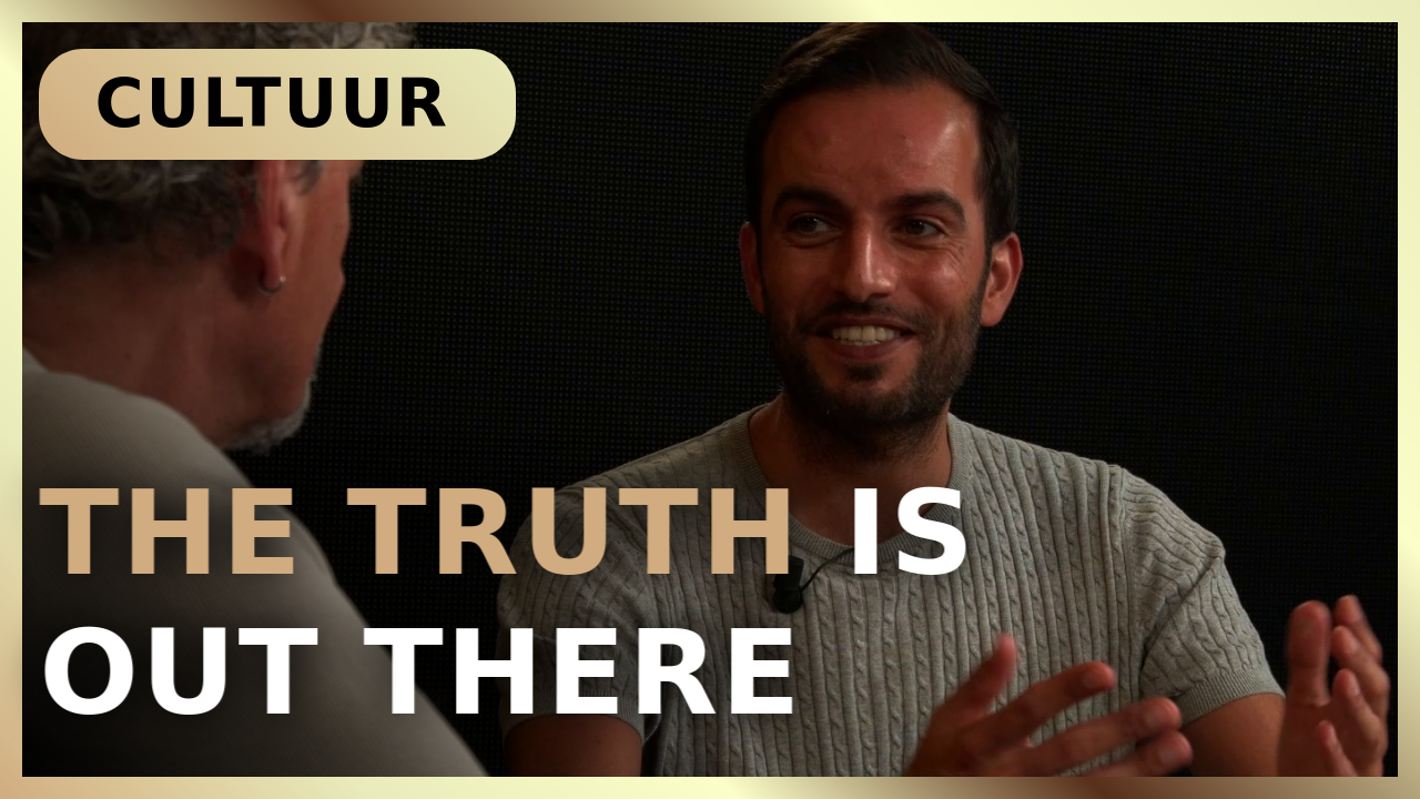 The Truth is Out There - Peter Toonen en Jaron Harambam