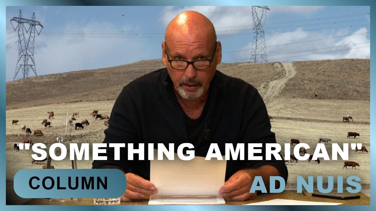 """Something American"" - Ad Nuis"