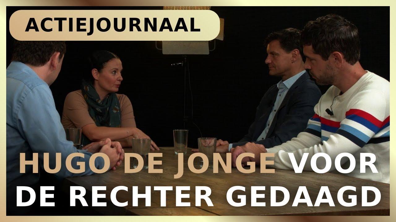 Actiejournaal - Hugo de Jonge voor de rechter gedaagd - Martina Groenveld met Wij de Ouders