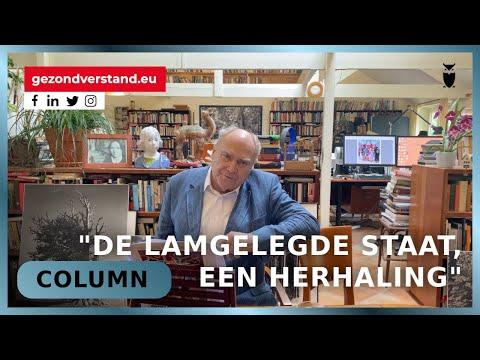 """""""De lamgelegde staat, een herhaling"""" - Karel van Wolferen"""