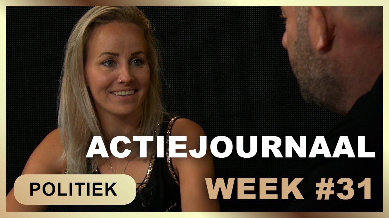 Actiejournaal week #31 - Sanne van Beek met Michel Reijinga