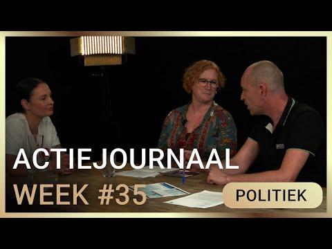 Actiejournaal week #35