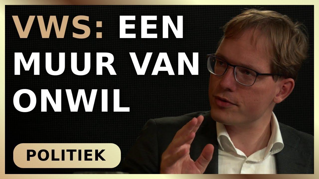VWS: Een muur van onwil - Erik van der Horst met Pepijn van Houwelingen
